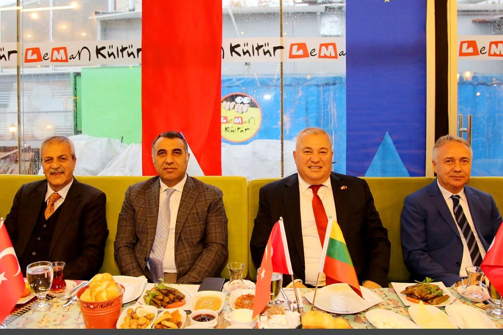 Abdullah karaoğlu, Mustafa Harputlu, Mehmet Şahin, Muharrem Kaya