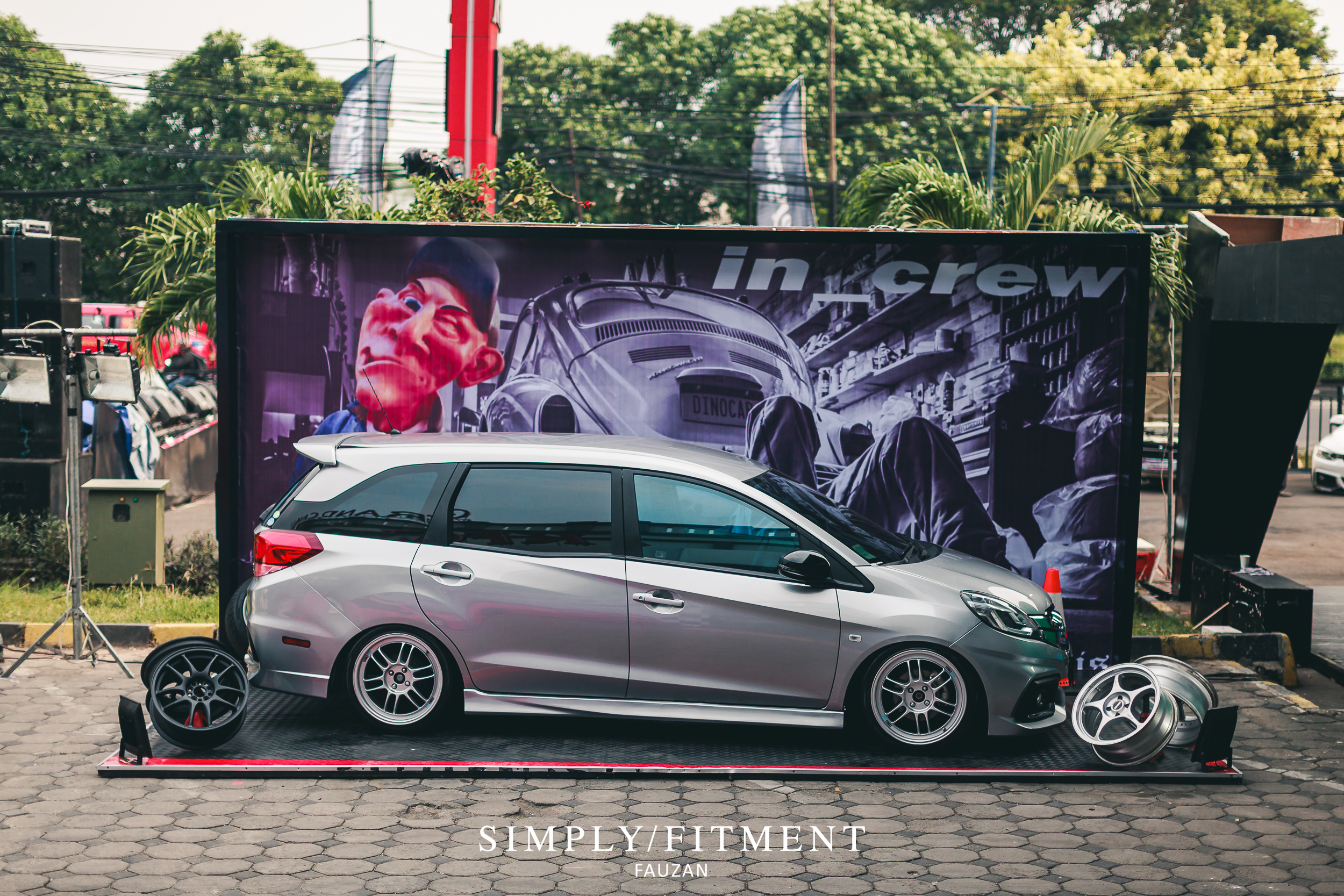 INTERSPORT AUTOSHOW PROPER CAR CONTEST CAKUNG 2018