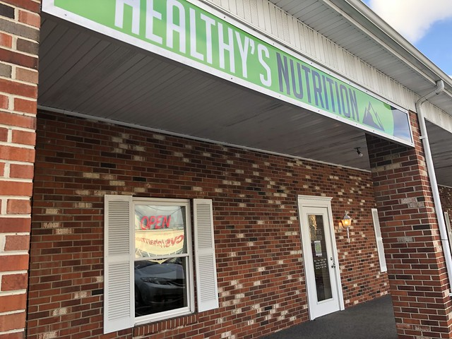 Healthy's Nutrition