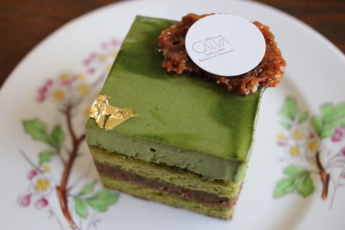 CALVAのケーキ