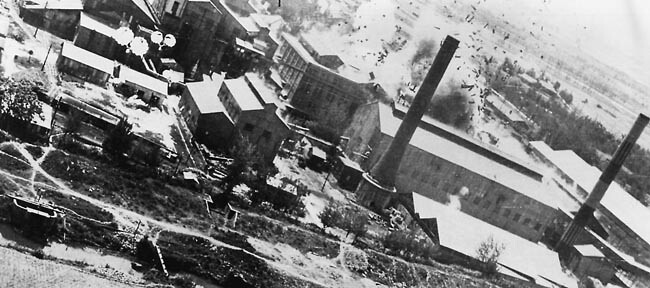 Attack on the Suan Tau sugar factory