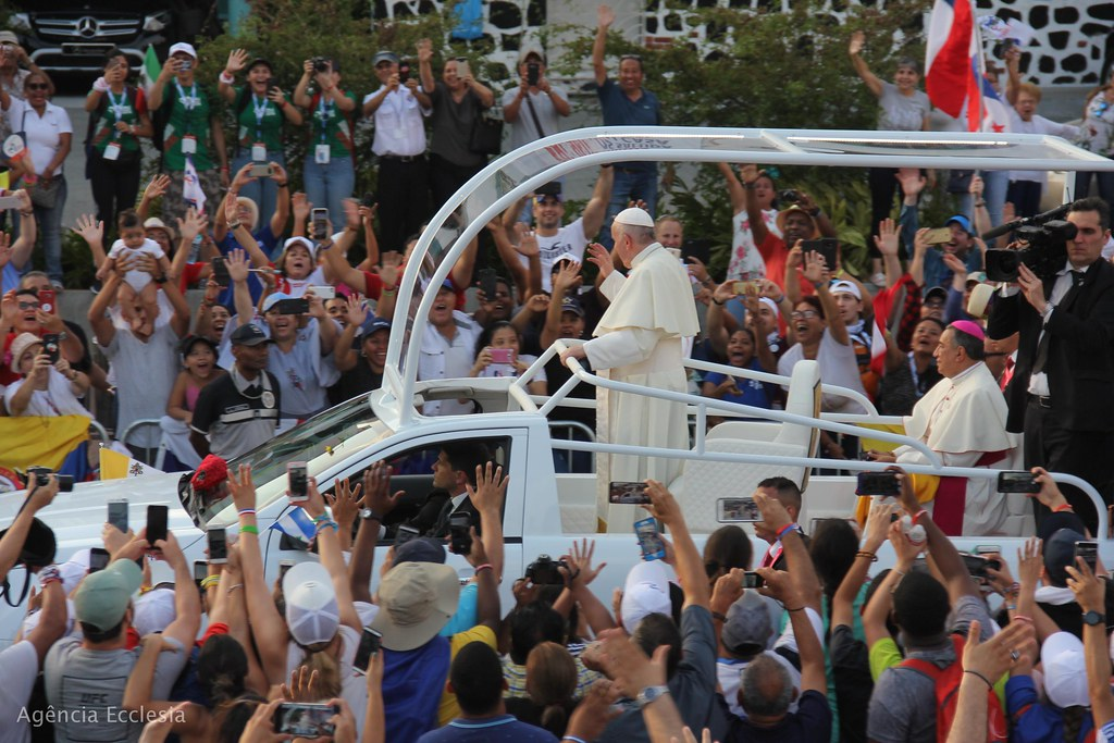 Papa Francisco no Panamá