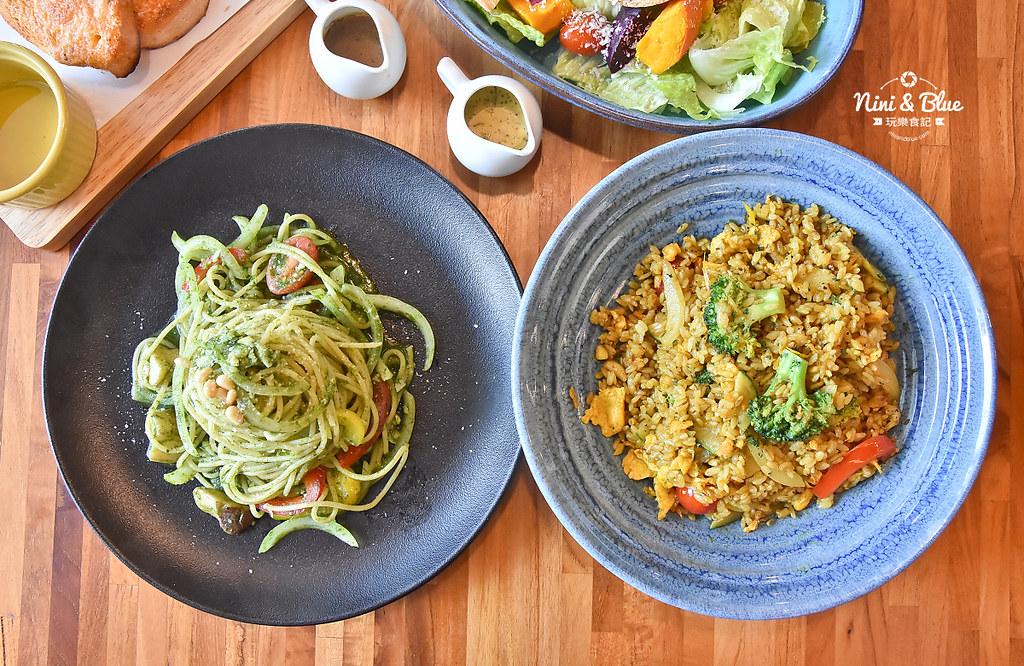 布佬廚房 台中蔬食 素食菜單26