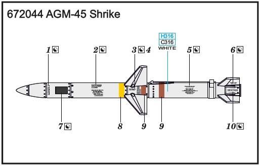 Trumpeter 1/72 F-105G Wild Weasel - Sida 4 46974365781_c512d1ec2c_o