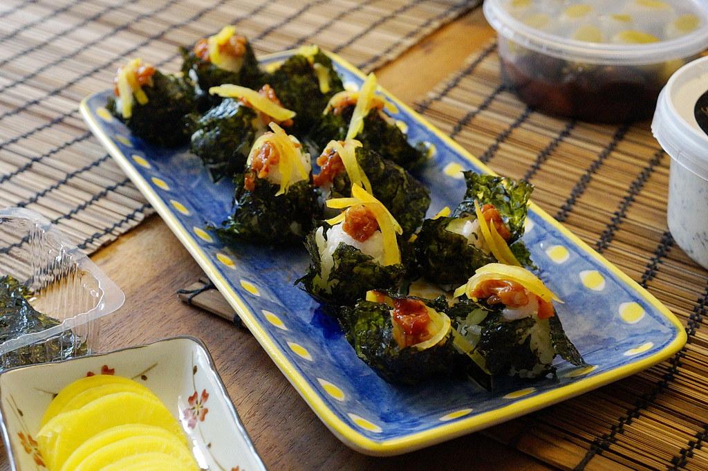 My sushi )))