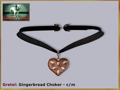 Bliensen - Gretel - Choker