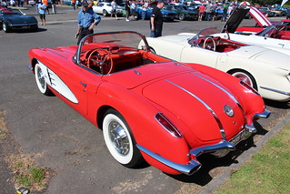 1958 Chevrolet C1 Corvette Roadster