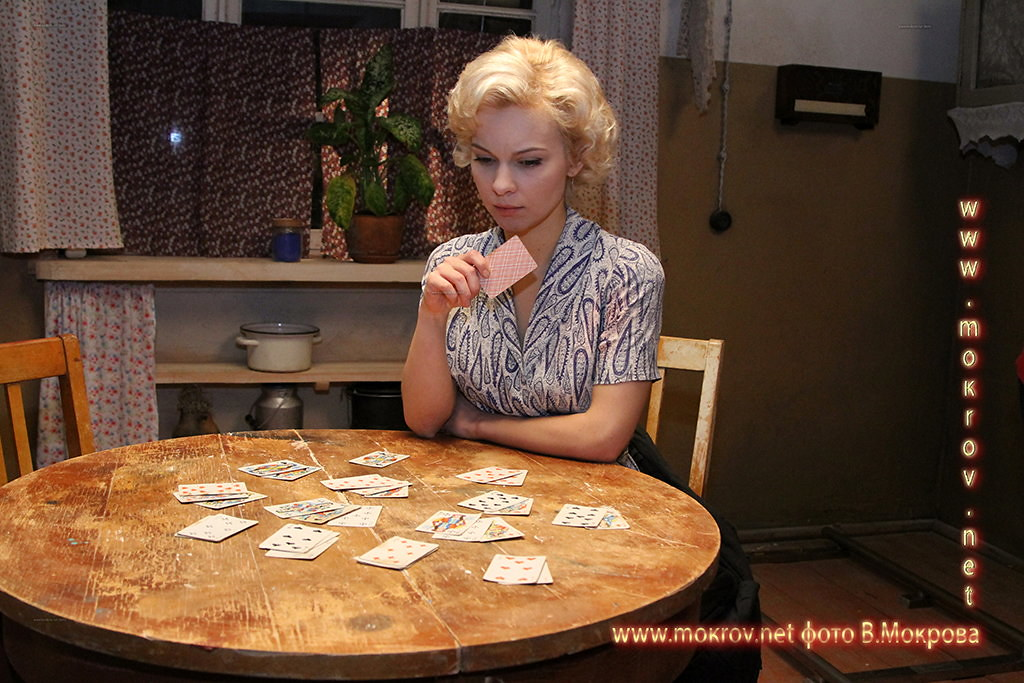 Актриса - Стрельникова Полина роль Катя в телсериале Декабристка