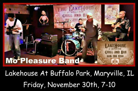 Mo Pleasure Band 11-30-18
