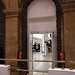 003-20181104_Bethany Baptist Church (Howells Department Store)-Cardiff-orig W entrance to Church with view through to pillars of interior