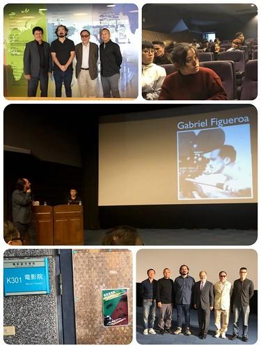 Inician proyecto de intercambio cinematográfico dos de las más afamadas escuelas de cine de México y Taiwán