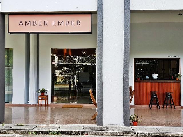 Amber Ember Signage