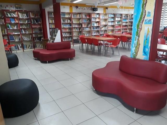 Fondos Biblioteca