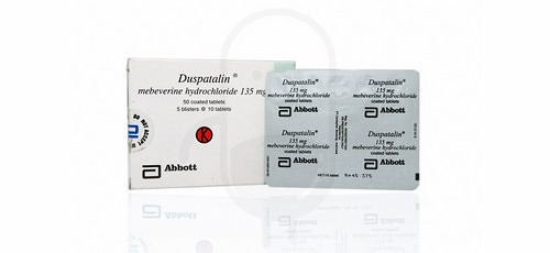 DUSPATALIN 135 MG TABLET