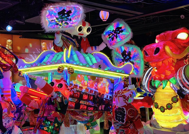 Robot Restaurant Shinjuku Japan 35