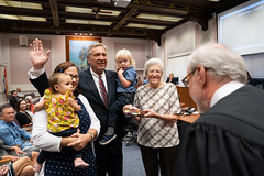 2019 City of St. Pete Council Chair Charlie Gerdes Swear In Ceremony