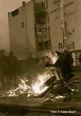 Protest tegen Stopera begin 1982