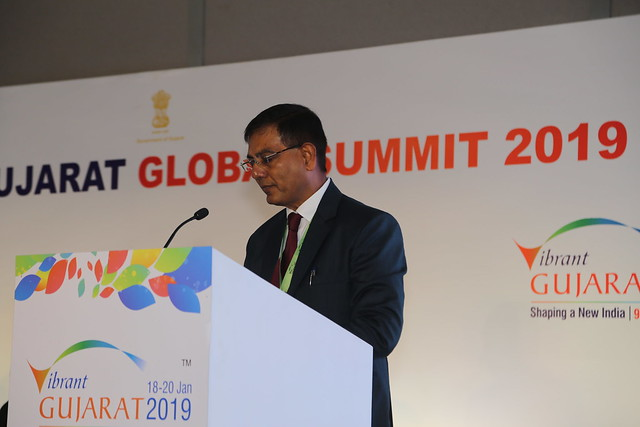 International Solar Alliance Forum at the 9th Vibrant Gujarat Global Summit 2019 January 17 – 20, 2019 •