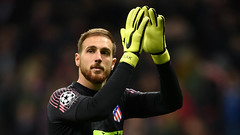 Gabi, Juanfran hopeful over Oblak's Atletico future