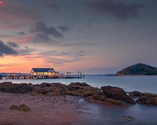 Paihia Wharf, Bay of Islands