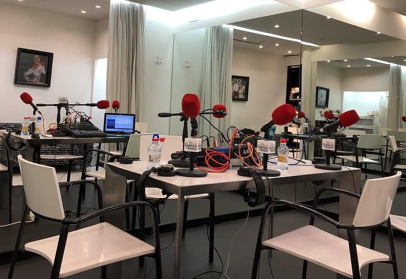 Foto La Fabrica de Radio en Atelier Novias