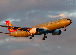 F-WWKA Airbus A330 Hong Kong Airlines