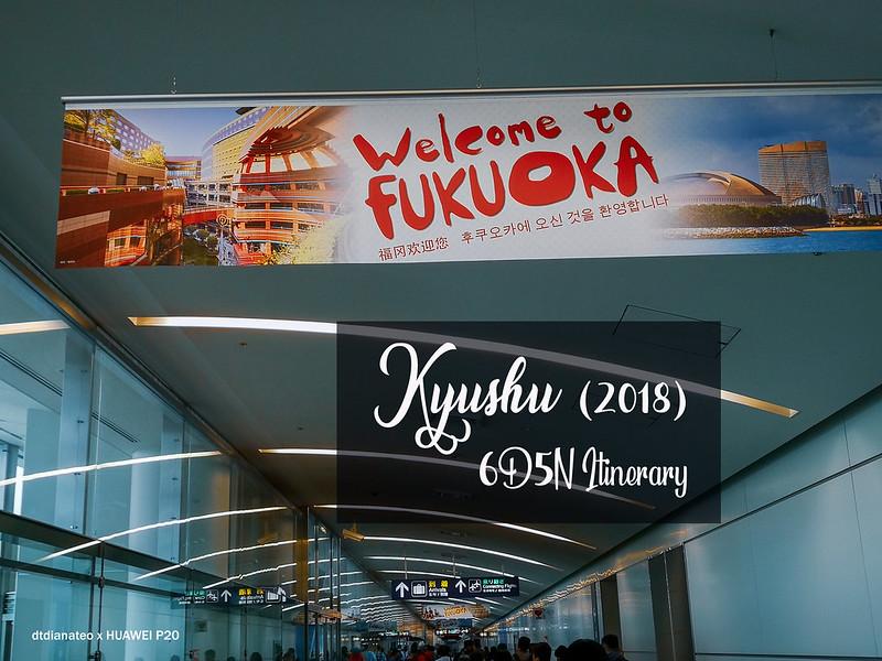 2018 Fukuoka Cover