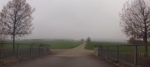 Wieder unter dem Nebel