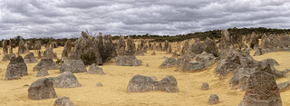 The Pinnacles Pano
