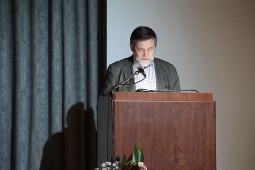 Янв 1 2000 - 00:00 - Профессор И.А. Есаулов на международной конференции «Александр Солженицын: взгляд из XXI века»