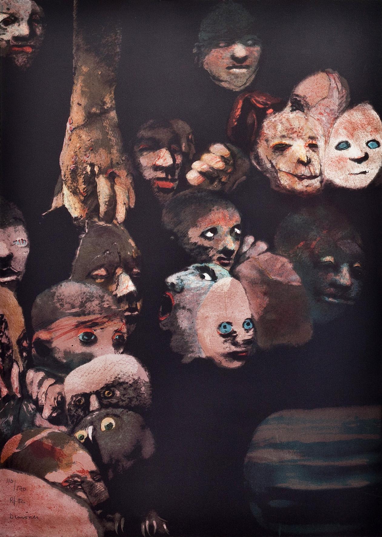 Roj Friberg - Demons, 1982