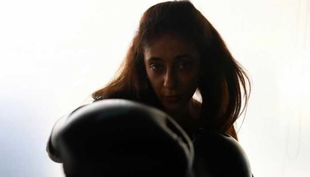 2842 Halah Al Hamrani Only Female Boxing and Kickboxing Trainer in Saudi Arabia 04