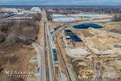 CSXT 4781 | EMD SD70MAC | CSX Leewood Yard