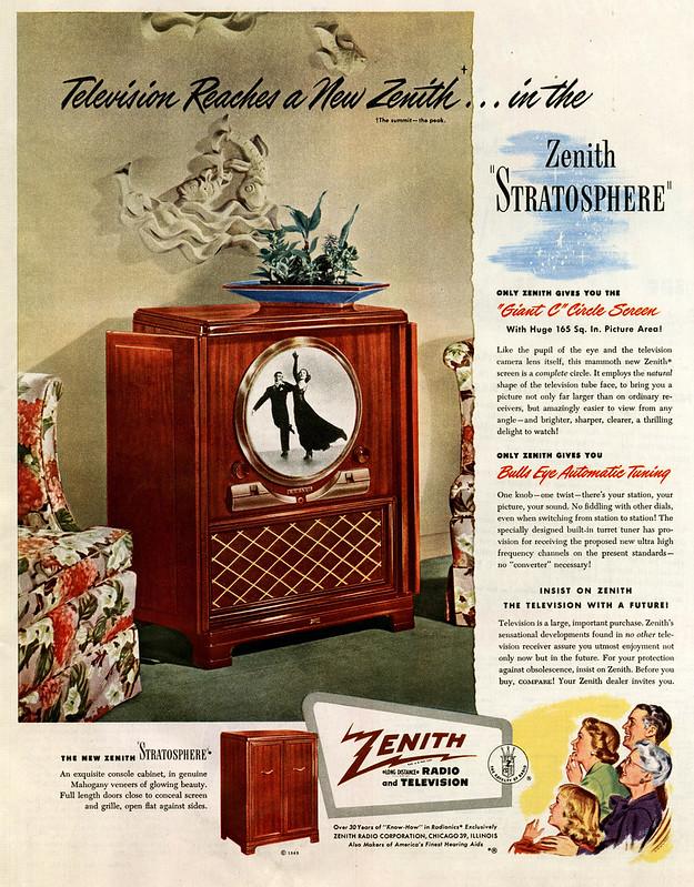 Zenith 1949