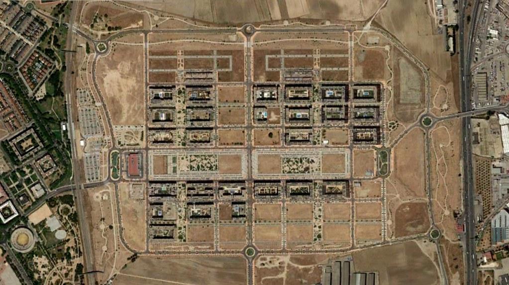 getafe (este), Los molinos, madrid, urbanizar a salto de rana, después, urbanismo, planeamiento, urbano, desastre, urbanístico, construcción, rotondas, carretera