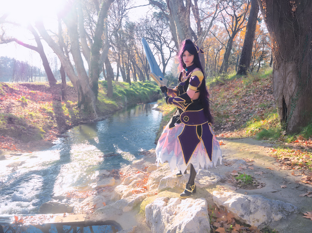 related image - Shooting Date A Live - Tohka - Enonna Cosplay - Vitrolles -2018-12-29- P1466065