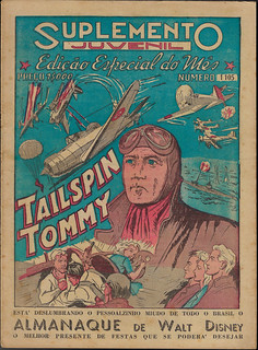 Suplemento Juvenil Tailspin Tommy