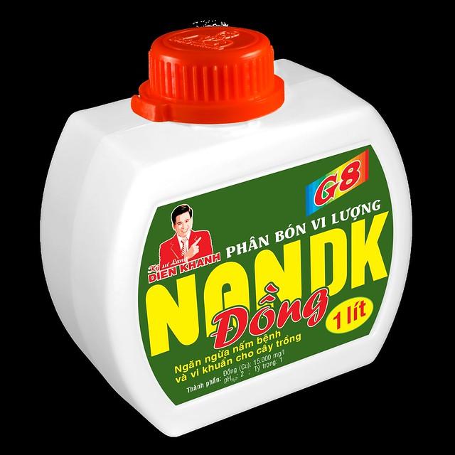 NANDK ĐỒNG-G8
