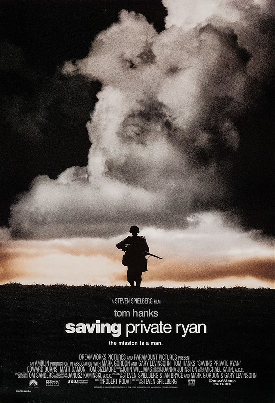 Saving Private Ryan - Poster 1