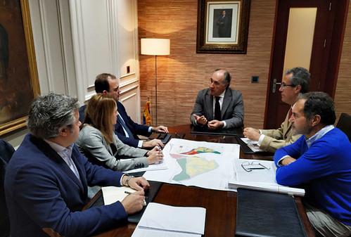 Reunión de Metrovacesa para seguir avanzando en los grandes proyectos