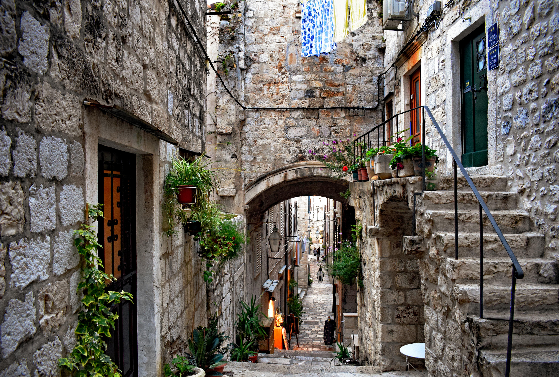 A Corner in Dubrovnik