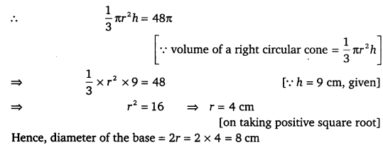 NCERT Solutions for Class 9 Maths Chapter 13 Surface Area and Volumes 46