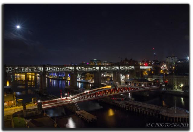 Swing Bridge, Canon EOS 1200D, Canon EF-S 17-55mm f/2.8 IS USM