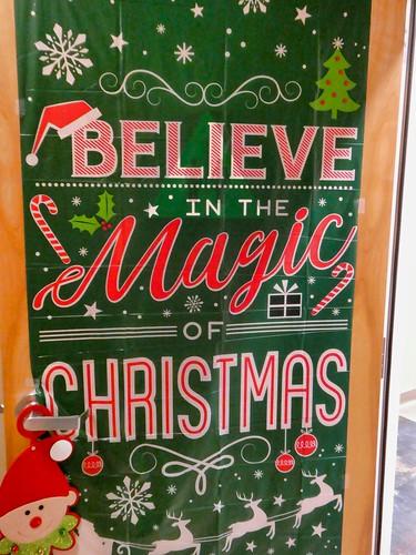 2018-12-05 - Christmas Decorations @ Cancer Center