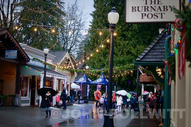 Burnaby Village Museum Heritage Christmas