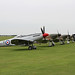 SM845_R_Vickers-Supermarine_Spitfire_FR_MkXVIII_(G-BUOS)_RAF_Duxford20180922_4