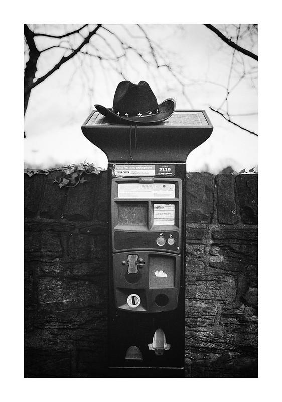 FILM - Cowboy parking