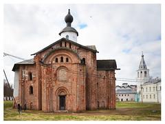 St. Paraskevi church, Veliky Novgorod