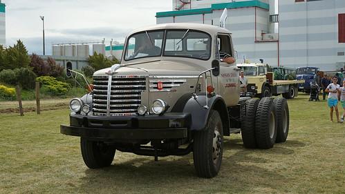 1967 Nissan Diesel 6TW 12 Jumbo Truck.