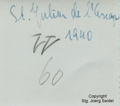 F-17400 St Julien de l'Escap CFD des Charentes et des Deux-Sèvres Locomotive à vapeur 74 (Cail) avec un train de marchandises im Jahre 1940 - Photo of Saint-Jean-d'Angély